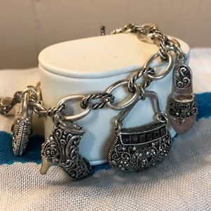 Stunning Charm Bracelet